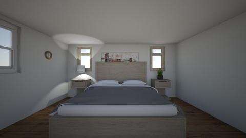 Bedroom Floor Plan - Bedroom - by MiaMac16