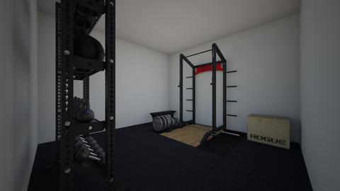 tiny gym - by rogue_c5c332fce8a5fe0da93cdbdc2e471