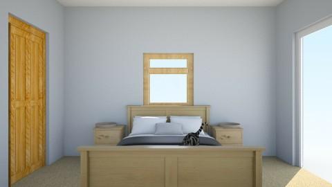 Trial Bedroom Design  - Modern - Bedroom - by kmcguire