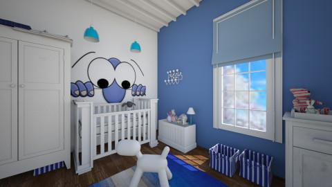 baby room - Kids room - by rasty
