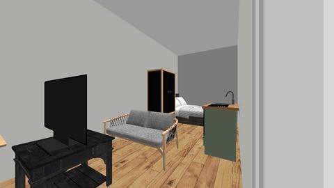 animal room  - Bedroom - by Fleurluitjes