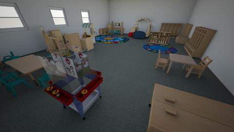 daycare - Kids room - by ZPNXKJFLWEGMLFEVZJMKDHZNTJMNTJR