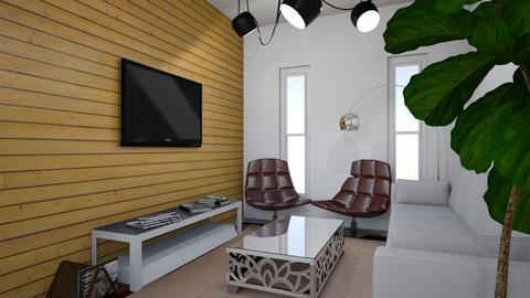 room2222 - Living room - by K_Lilla