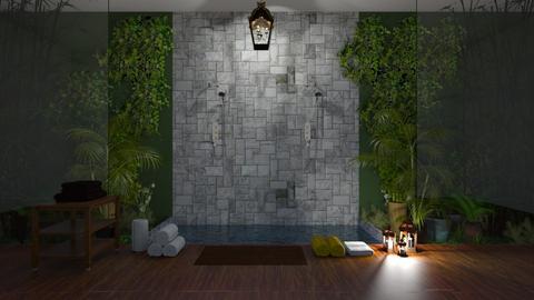 320 - Bathroom - by Jade Autumn