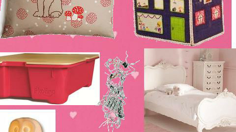 Little Girl Bedroom - by Kgray9885