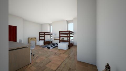 Loris Dormroom - Glamour - Kids room - by GalaxyUnicorn783
