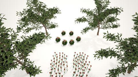 happy garden - Garden - by roroblox87