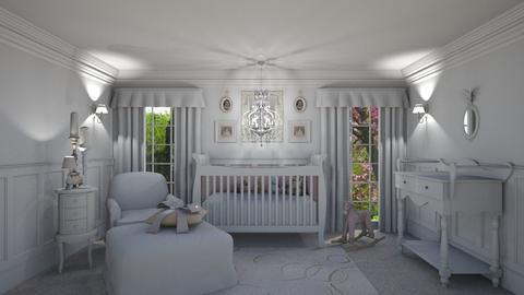 Shabby Chic Nursery - Kids room - by creato