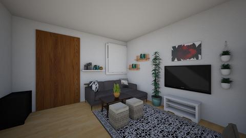 Rumah Sg Terap - Modern - Living room - by harizhasim