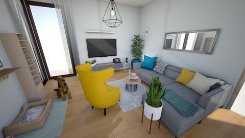 Veronikas room - Modern - Living room - by Andrula