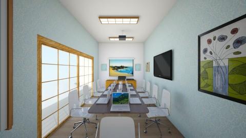 board room  - by alwynh89