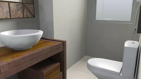 Samno - Country - Bathroom - by nikolov_ivaylo