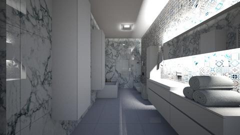 bat - Bathroom - by lupuuandreea