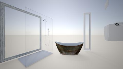5 Ironwood Master Bathroo - Bathroom - by Laura Watts
