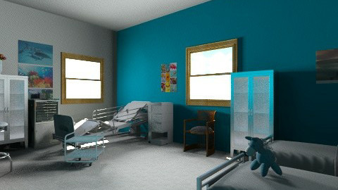 doctor office - by ferguesfalls