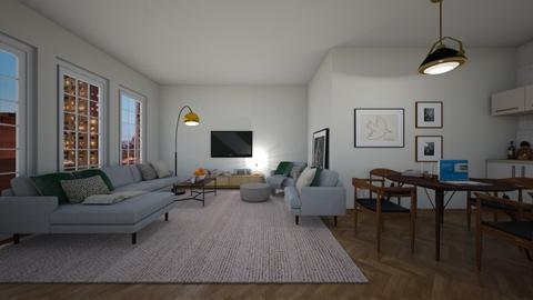 ja - Living room - by wilmaskold