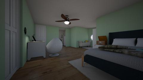 bedroom 2 - Bedroom - by evrska