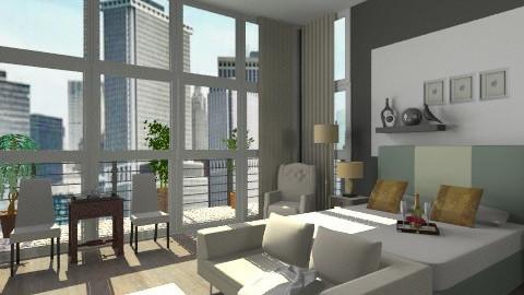 Classic bedroom - Classic - Bedroom - by milyca8