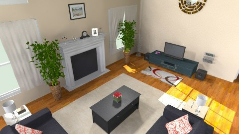 family room - Living room - by brownie99