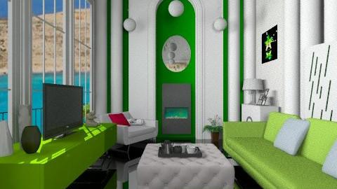 Shades of green - Eclectic - by mrschicken