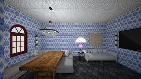 Living Room - Living room - by myansweris42