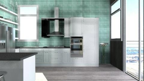Katies Kitchen - Classic - Kitchen - by BriaFaith
