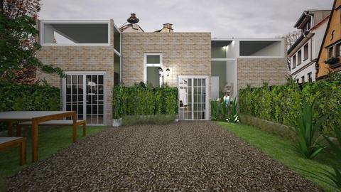 Casa300Outdoor - Modern - Garden - by nickynunes