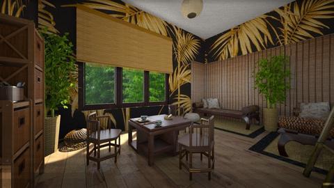 bamboo - by ilcsi1860
