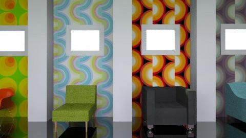 for each taste - Living room - by dimitrafounda