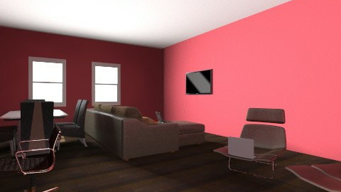 modern lounge - Modern - by Allison Hostetler