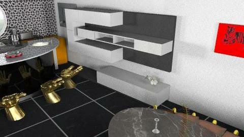 SONY HOME KITCHEN i - Kitchen - by SAW95