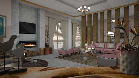 03012017A - Modern - Living room - by matina1976