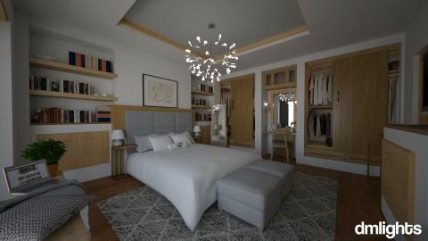 Projekat _ Spavaca soba - Bedroom - by DMLights-user-1025330