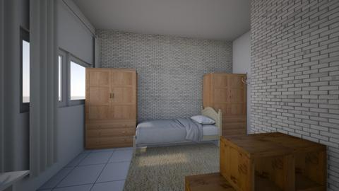 mybedroom - Bedroom - by aitarn38