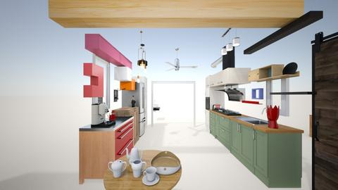 Kitchen PN - Kitchen - by elruly01