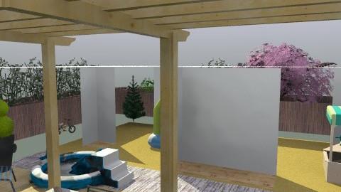 banjavčićeva terasa-naj...finaljQuery15205726536337751895_1319213926602? - Eclectic - Garden - by tatjana_novak