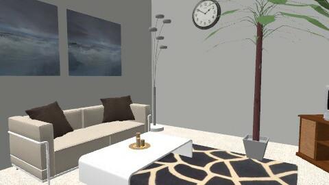 living room - Modern - Living room - by Jae Ching