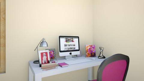 Office - Modern - Office - by Isabella Desjardin