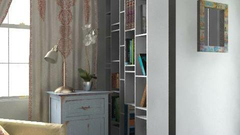 alissa - Eclectic - Bedroom - by alissaj