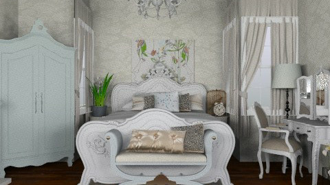 glamour - Glamour - Bedroom - by sarahl