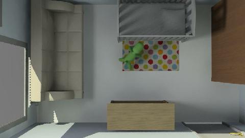 Baby Room 4 - Bedroom - by Noale