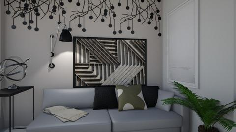 thinking corner - Living room - by timeandplace