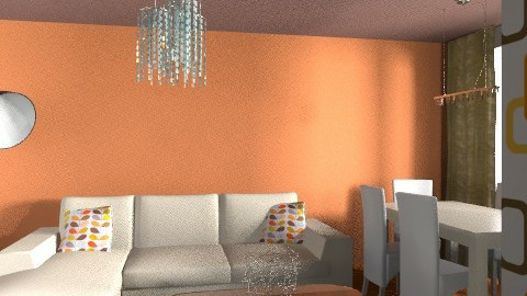 tach603 - Eclectic - Living room - by Delly