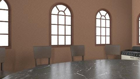 seth schoenfelder - Retro - Kitchen - by FACS class