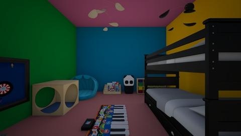 kid kingdom - Modern - Kids room - by house4159