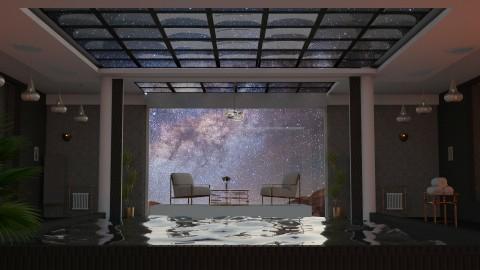 pleasant ceiling - by jolaskajp