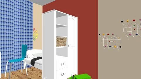 Sveta Kids room - Classic - Kids room - by AnnetVS