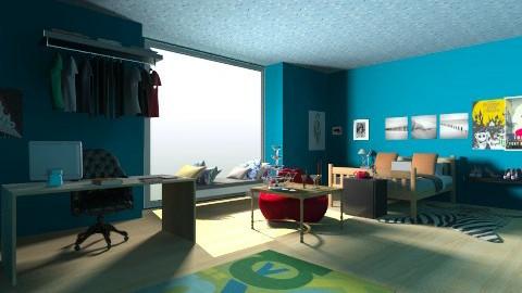 lol - Bedroom - by evvivameiauia