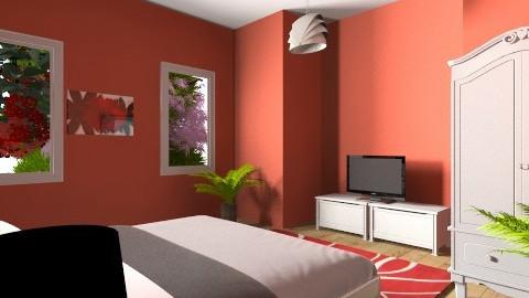 xrrrr - Bedroom - by ivka123