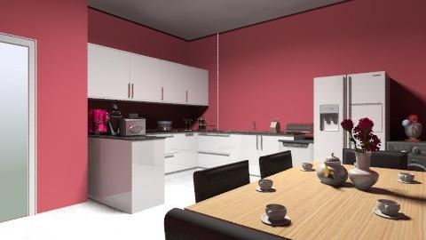my amazing kitchen  - Kitchen - by karolina1408